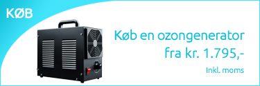 Køb en ozongenerator